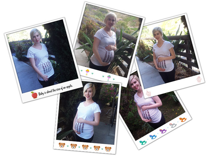 Bump View Photo Frames